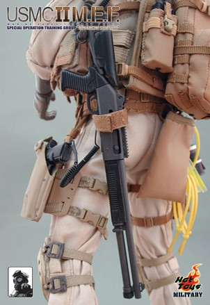 "1//6 scale Hot toys USMC II MEF MSS M93 w// Bunch Sling for 12/""figure use"