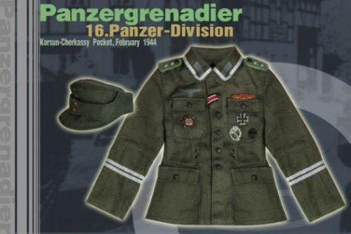 dragon dietrich graf panzergrenadier 16. Black Bedroom Furniture Sets. Home Design Ideas