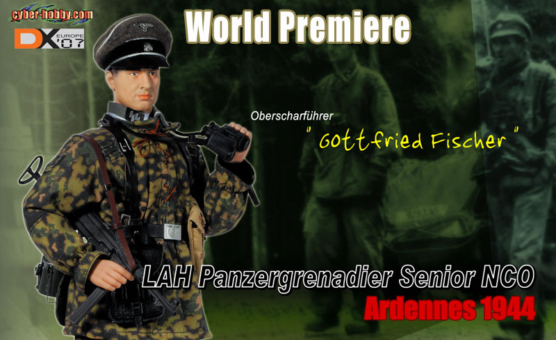 Gottfried Fischer actionfiguren shop com gottfried fischer lah panzergrenadier
