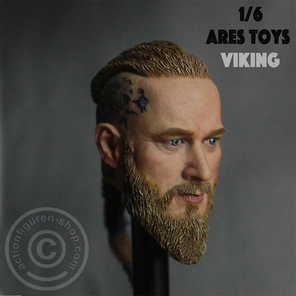 Www Actionfiguren Shop Com Ragnar The Viking Kopf Online 1 6