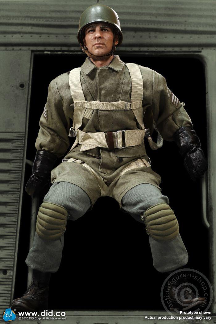 Escala 1:6TH Segunda Guerra Mundial Alemán Fallschirmjager DID M24 Palillo Grenade Schmeling
