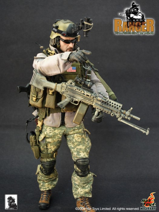 chisimoment army rangers weapons