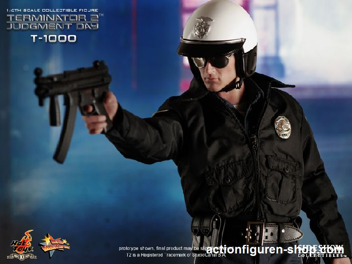 Of one of their most amazing figures yet - T-1000 from Terminator…