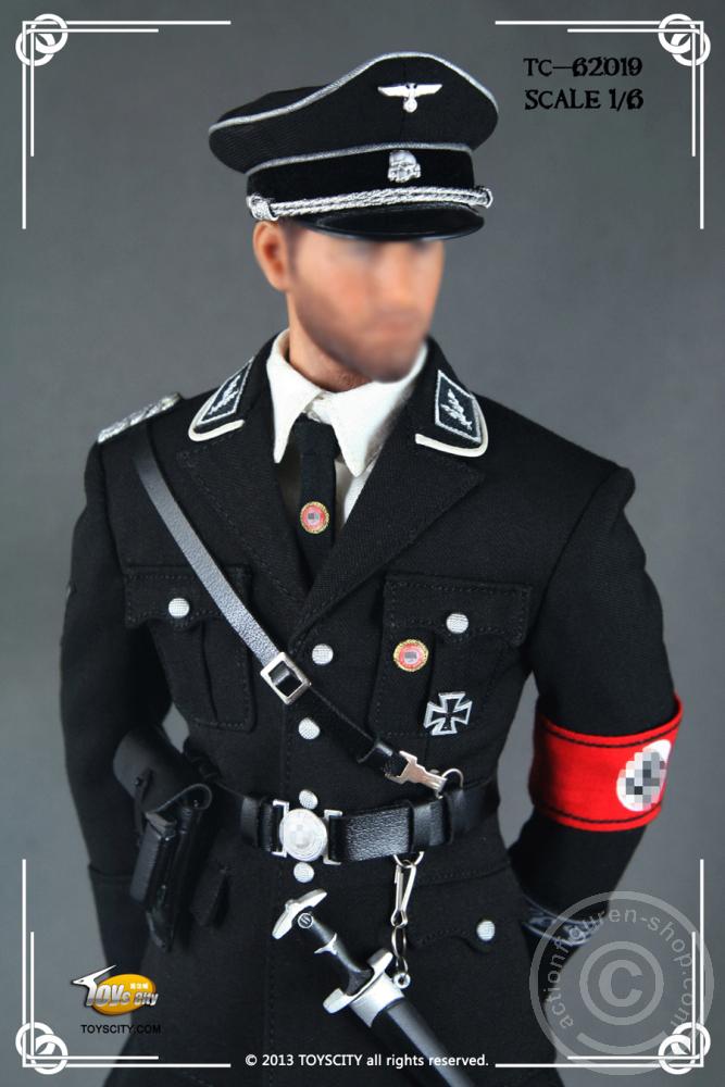 Ss Uniform Schwarz