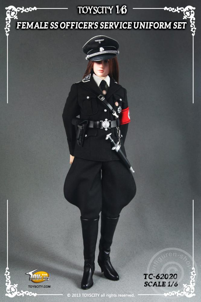 wwwactionfigurenshopcom female ss officer black