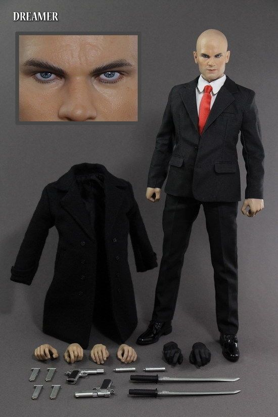 Www Actionfiguren Shop Com Hitman Agent 47 Buy Online