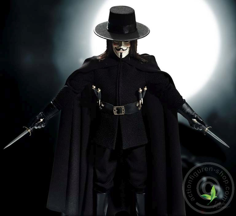 Www Actionfiguren Shop Com V For Vendetta Buy Online