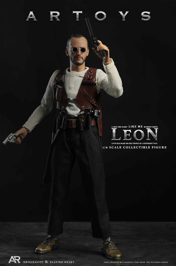 Profi leon kostüm der Benutzerdefinierte Léon