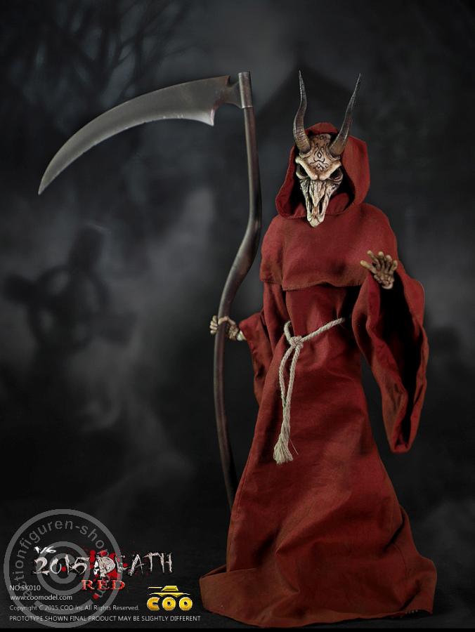 www.actionfiguren-shop.com | The Red Death - Der Rote Tod | Online 1 ...