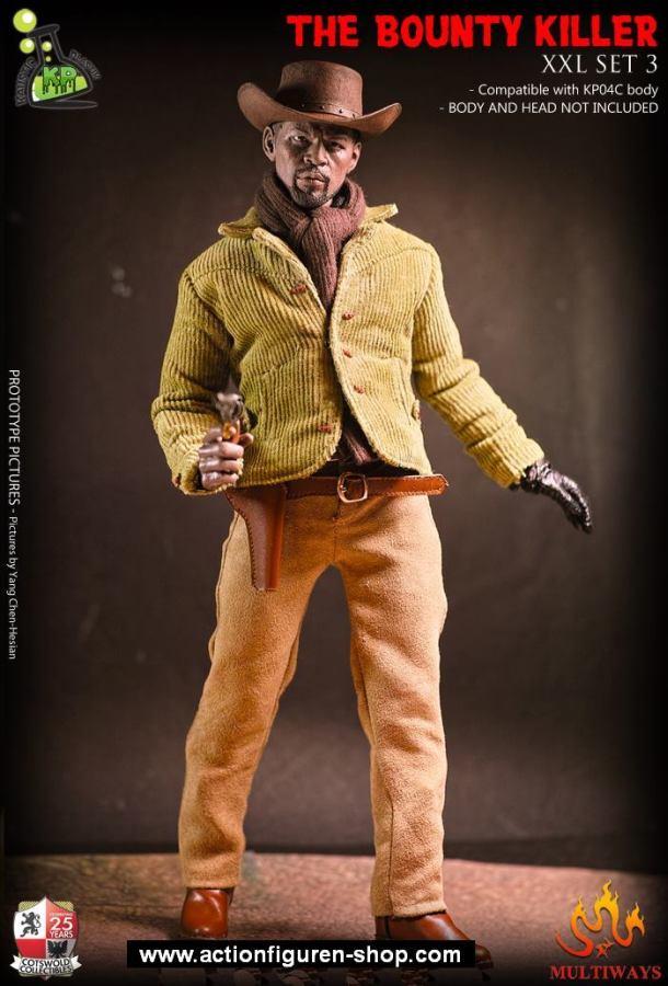 Www Actionfiguren Shop Com The Bounty Killer Django