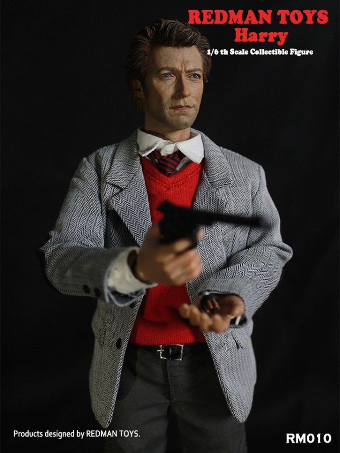 Www Actionfiguren Shop Com Dirty Harry Clint Eastwood