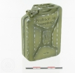 Kraftstoffkanister - oliv mit Alterung - Waffen