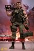 Commando - John Matrix - Arnold Schwarzenegger