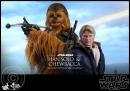 Star Wars - TFA - Han Solo + Chewbacca