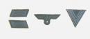 Abzeichen Set Wehrmacht