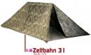 Zeltbahn 31 - Exclusive