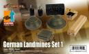 Deutsches Landminen Set 1