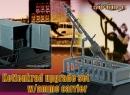 Kettenkrad Upgrade Set 2 (Munitionskisten grau)