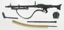 MG34 mit Zubehör