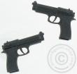 Beretta 92 Pistole