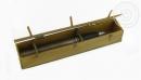 Munitionskiste 8.8 cm mit 1 Granate (Metall)