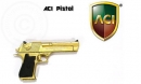 Desert Eagle Pistole - (Gold)