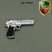 Desert Eagle Pistol - (Black)