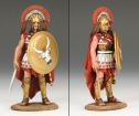 Hoplite Officer w/ Sword