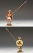 Hoplite w/ Long Spear (45 Degree)