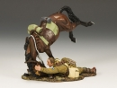 Collapsing Horseman