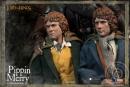 Merry und Pippin - LOTR
