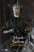 The Mouth of Sauron mit Pferd - LOTR