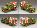 Dodge WC54 U.S. Army Ambulance (Summer version)