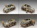 Otto Skorzeny's Command Car