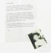 WW II Deutscher Feldpost Brief mit Foto