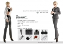 Journalist Clothing Set -black