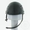 Biker/Skater/Bergsteiger Helm - schwarz