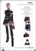 Punk Outfit Set