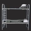 Bunk Bed - Metall - 1:6