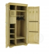 Locker - Wood - 1:6
