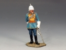 Madras Lancers British Officer