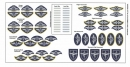 Luftwaffe - Trade + Specialist Badges