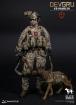 DEVGRU K9-Handler in Afghanistan