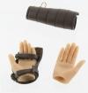 Hand- u. Armschutz + 1 Paar Hände