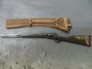 Gewehr mit Futeral