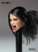 Female Vampire Head