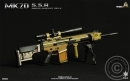 MK20 Sniper Support Rifle - A
