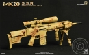 MK20 Sniper Support Rifle - D