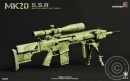 MK20 Sniper Support Rifle - E