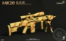 MK20 Sniper Support Rifle - F